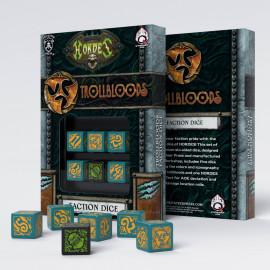 Hordes Trollbloods D6 Dice (6)
