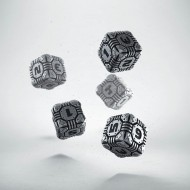 Metal Tech 5D6 Dice (5)