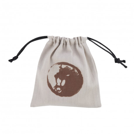 Legend of the Five Rings Lion Clan Dice Bag