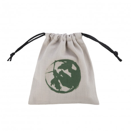 Legend of the Five Rings Mantis Clan Dice Bag