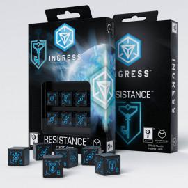 Kości Ingress Resistance 6K6 (6)