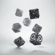 Metal Tech Dice Set (7)