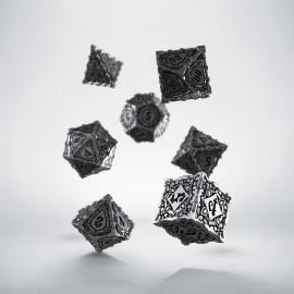 Kości RPG Metalowe Pathfinder (7)