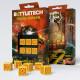 Kości K6 Battletech House Davion (6)