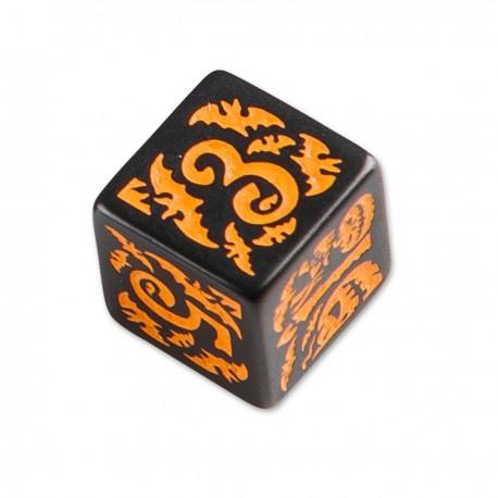 K6 Halloween Czarno-pomarańczowa (1)