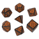 Pathfinder Hell's Vengeance Dice Set (7)