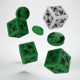 Zestaw Kingsburg Zielono-czarny - K6 i tokeny (4+3)