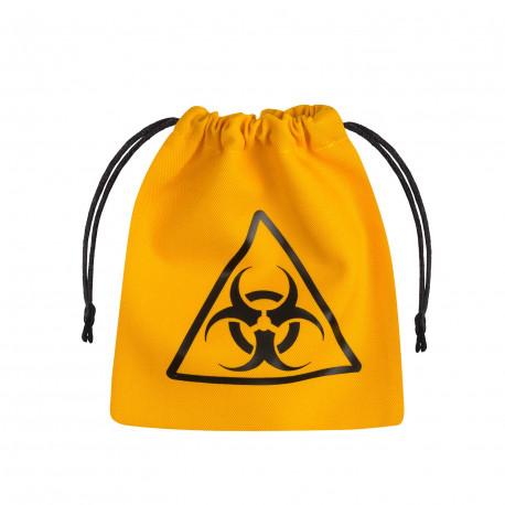 Biohazard Yellow & black Dice Bag