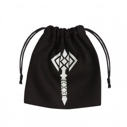 Hammer Black & glow-in-the-dark Dice Bag