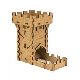 Wieża do kości Średniowieczna