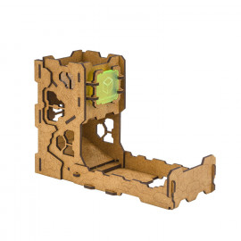 Tech Dice Tower