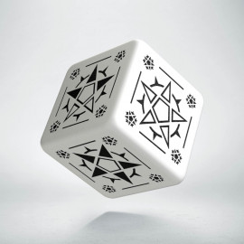 K6 Pentagram Biało-czarna (1)