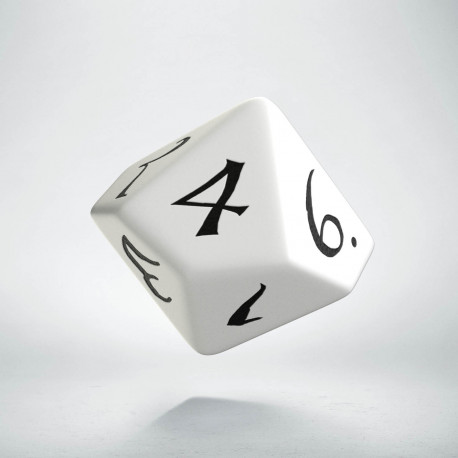 K10 Klasyczna Biało-czarna