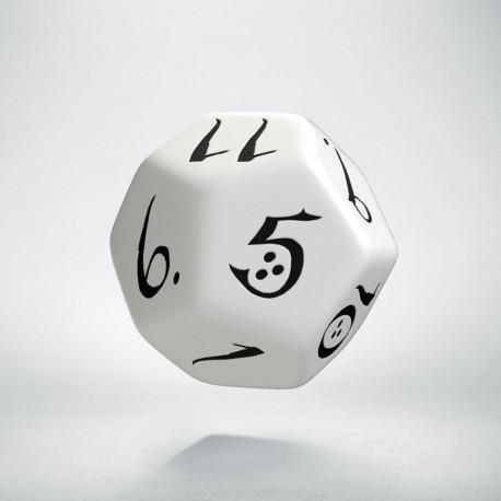 K12 Klasyczna Biało-czarna