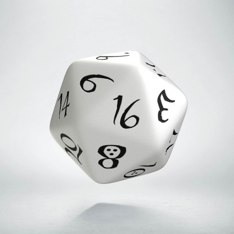 K20 Klasyczna Biało-czarna