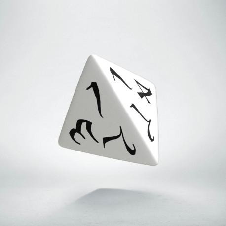 K4 Klasyczna Biało-czarna