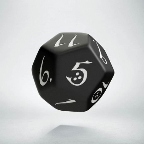 K12 Klasyczna Czarno-biała