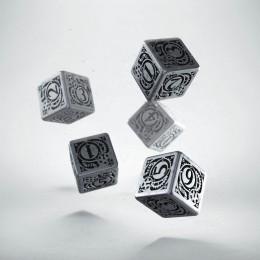 Kości Metalowe Steampunk 5K6 (5)