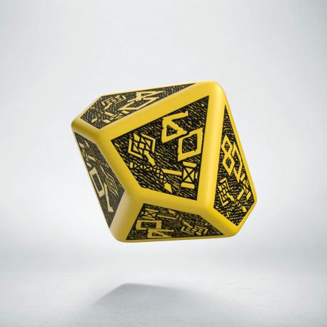 K100 Krasnoludzka Żółto-czarna