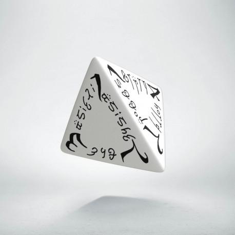 K4 Elficka Biało-czarna