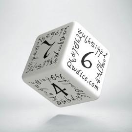 K6 Elficka Biało-czarna