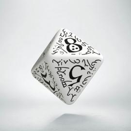 K8 Elficka Biało-czarna