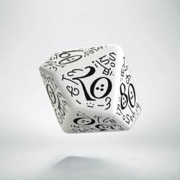 K100 Elficka Biało-czarna (1)