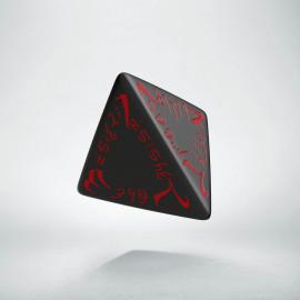 K4 Elficka Czarno-czerwona