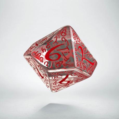 K10 Elficka Przejrzysto-czerwona