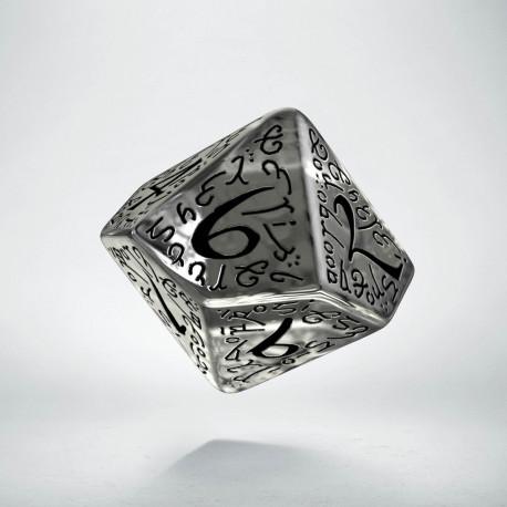 K10 Elficka Przejrzysto-czarna