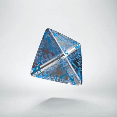 K4 Elficka Przejrzysto-niebieska