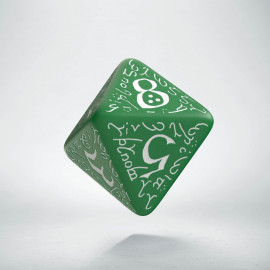 K8 Elficka Zielono-biała