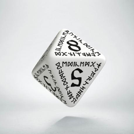 K8 Runiczna Biało-czarna