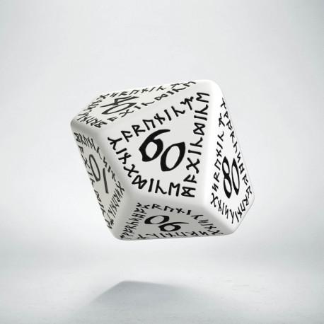 K100 Runiczna Biało-czarna