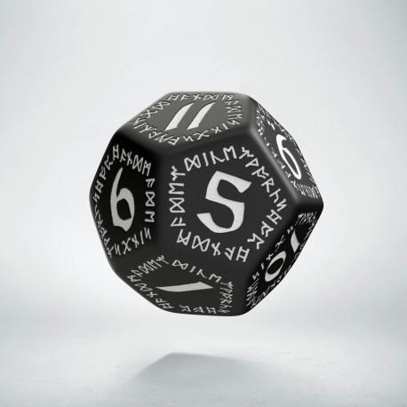 K12 Runiczna Czarno-biała