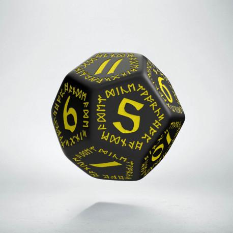 K12 Runiczna Czarno-żółta