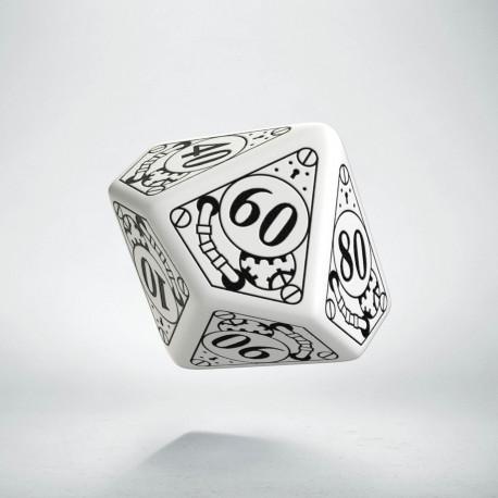 K100 Steampunk Biało-czarna