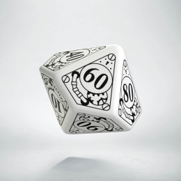 K100 Steampunk Biało-czarna (1)