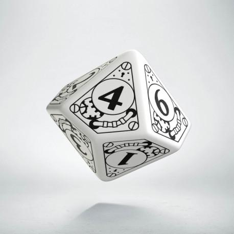 K10 Steampunk Biało-czarna