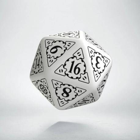 K20 Steampunk Biało-czarna