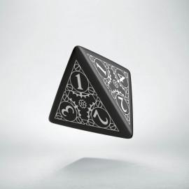 K4 Steampunk Czarno-biała