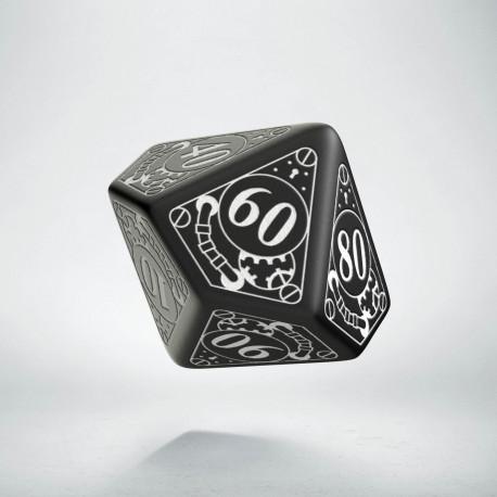 K100 Steampunk Czarno-biała