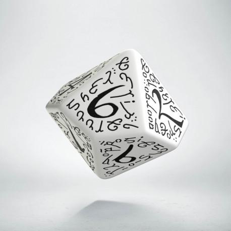 K10 Elficka Biało-czarna