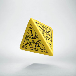 K4 Steampunk Żółto-czarna (1)