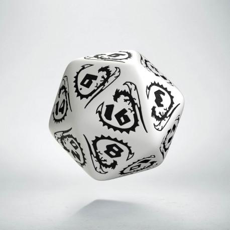 K20 Smocza Biało-czarna