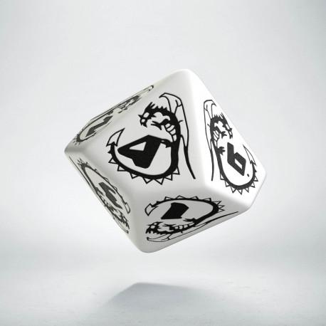 K10 Smocza Biało-czarna
