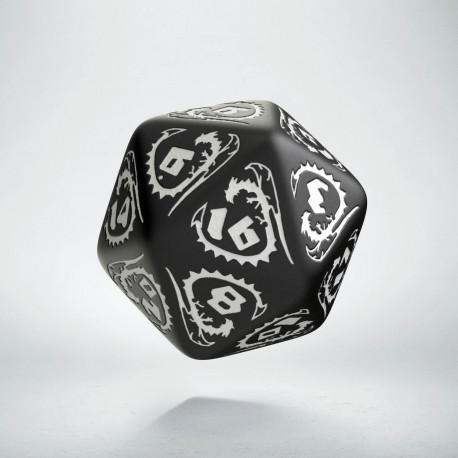 K20 Smocza Czarno-biała