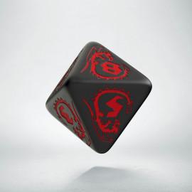 K8 Smocza Czarno-czerwona (1)