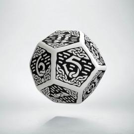 K12 Celtycka 3D Biało-czarna