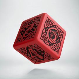 K6 Celtycka 3D Czerwono-czarna (1)